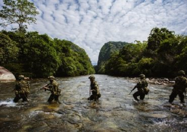 Más de 1000 familias en riesgo por enfrentamientos en el Cañón del Micay