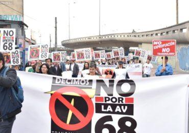 Tres razones para suspender TransMilenio por la 68