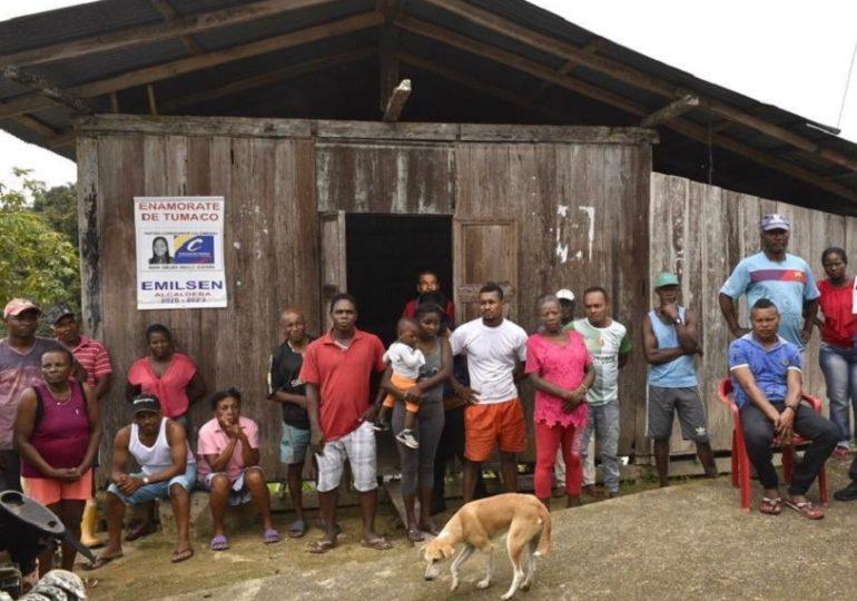 Disputa por Triángulo de Telembí en Nariño, impide el regreso de 1.179 familias a su hogar