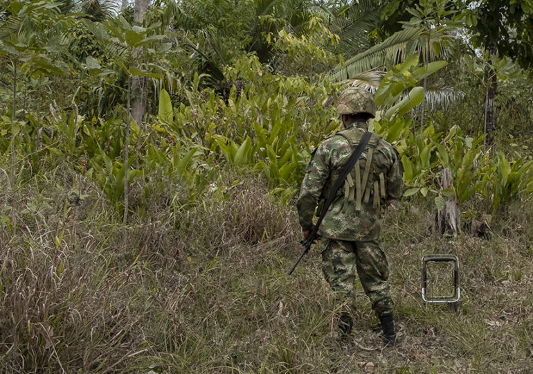 Retiran del Ejército a sargento que denunció el abuso de niña Embera