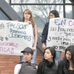 Docentes de Universidades Públicas denuncian montaje judicial