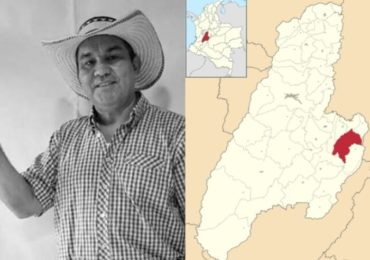 Giovany Oliveros concejal de Cunday, Tolima,  es asesinado