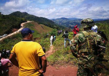 Es declarada crisis humanitaria en tres regiones del país