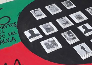 Javier Girón Triviño, indígena Nasa asesinado en Santander de Quilichao