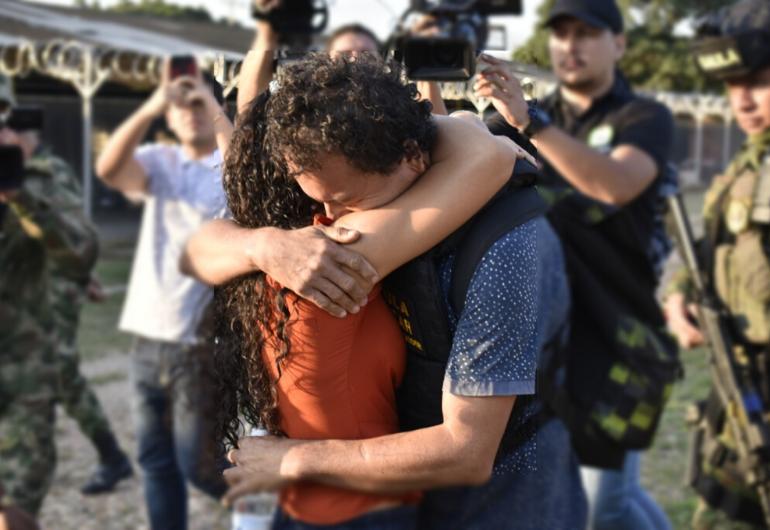 En libertad líder Celiar Martínez de Catatumbo, luego de 5 meses secuestrado