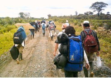 Asesinatos en Puerto Guzmán comienzan a generar desplazamientos forzados