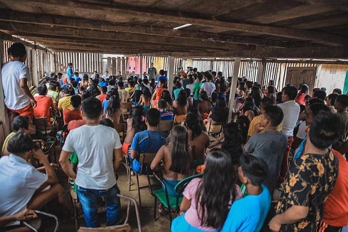 Crisis sanitaria en Baudó deja 5 niños muertos y 187 Wounaan enfermos