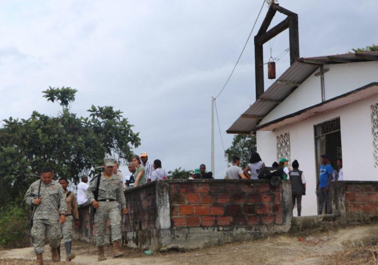 Misión humanitaria constata violación de derechos en zona rural de Buenaventura