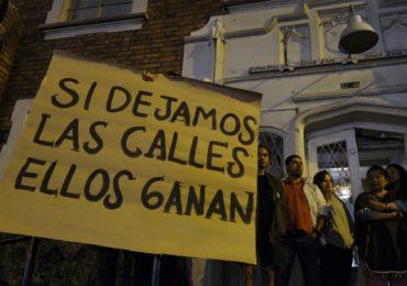 Salir a las calles, lo único que queda para detener las reformas