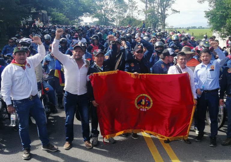 Conquistas de la lucha obrera de la USO a 97 años de existencia