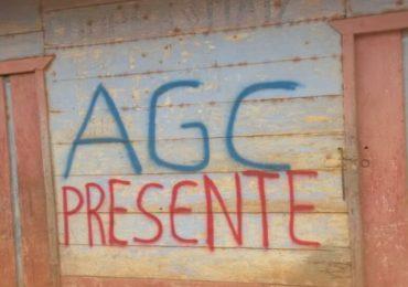 AGC en Curbaradó asesinan a hijo de líder social