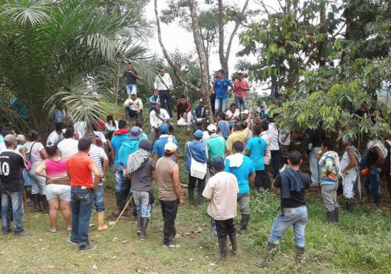 Más de 10.000 familias en Putumayo afectadas por incumplimiento del Gobierno en acuerdo de sustitución