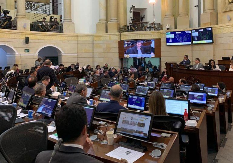 Congreso virtual para legislar y hacer control político al gobierno de Duque