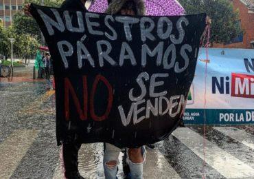 ANLA suspende trámite de licencia ambiental sobre Santurbán