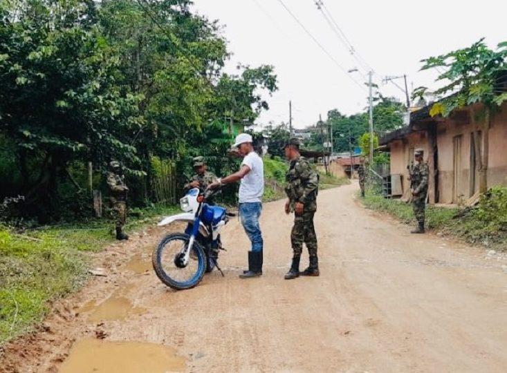Didian Agudelo y otros hechos que generan temor en comunidades del Norte de Antioquia