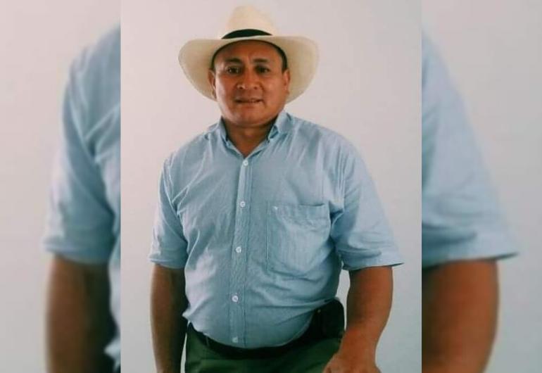Con el asesinato de Jorge Macana, El Tambo pierde un pilar de su organización social