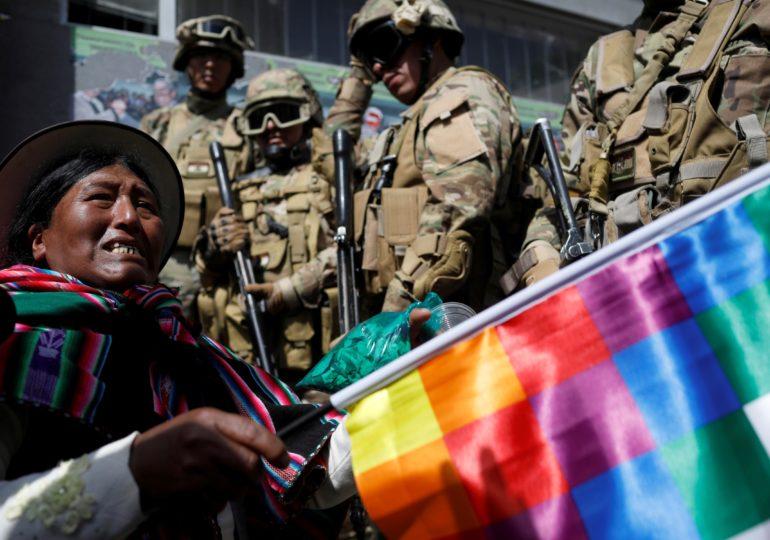 Bolivia: Un golpe de Estado que quieren  justificar con elecciones