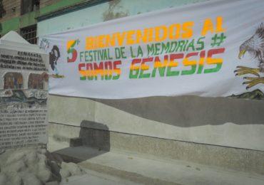 En medio del asedio paramilitar víctimas conmemoran #SomosGénesis