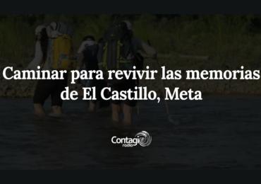 Caminar para revivir las memorias de El Castillo, Meta