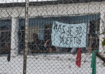 Negligencia de Estado contra reclusos que protestaba por riesgo de COVID-19