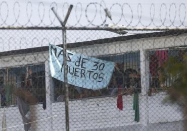 Inicia protesta pacífica de la población reclusa en Colombia