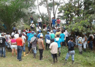 Comunidades campesinas movilizadas en Putumayo son agredidas por la fuerza pública