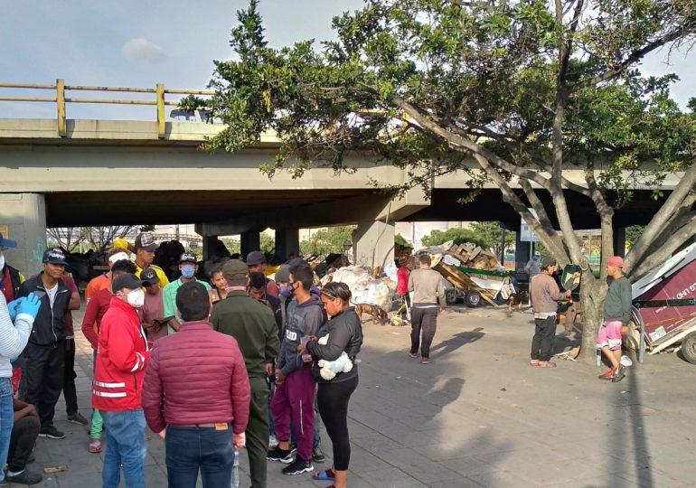 Por lo menos seis mil personas en condición de calle siguen sin poder resguardarse del Covid-19