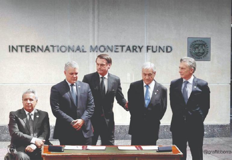 Condonación de deuda, control a capitales y emisión productiva: La posible trilogía económica