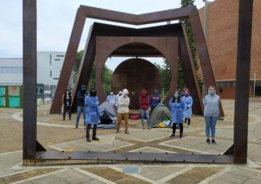 Temor por intervención de Policía en protesta pacífica de estudiantes en la UIS