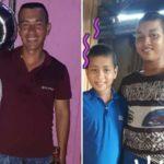 Asesinan a Hamilton Gasca Ortega y sus dos hijos en Piamonte, Cauca