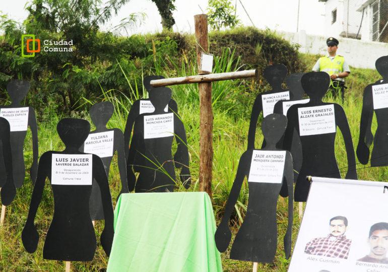 La JEP comienza su cuarta jornada de exhumación en el cementerio de Debeiba, Antioquia
