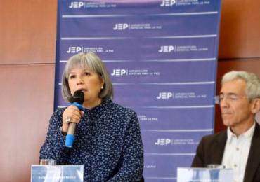 Aplicar justicia requiere paciencia: Patricia Linares, presidenta JEP