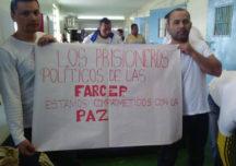 Prisioneros políticos de FARC en condiciones inhumanas
