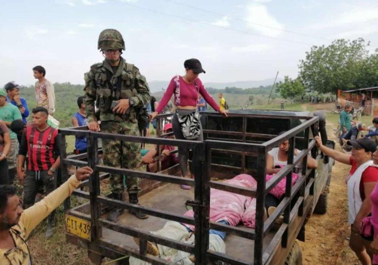 Ejército habría asesinado a Emerito Digno Buendía: Ascamcat