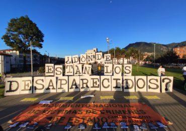 Víctimas de Sucre entregan informe sobre desapariciones forzadas