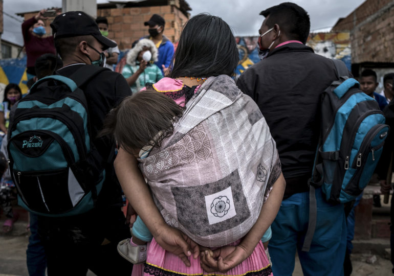 Continúa el genocidio silencioso del pueblo Embera Chamí de Caldas