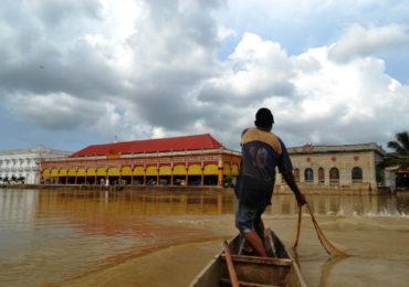 Pescadores exigen medidas ambientales que restauren la Ciénaga de Bañó, en Córdoba