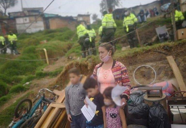 Represión y circo: elementos de la post-pandemia en Colombia