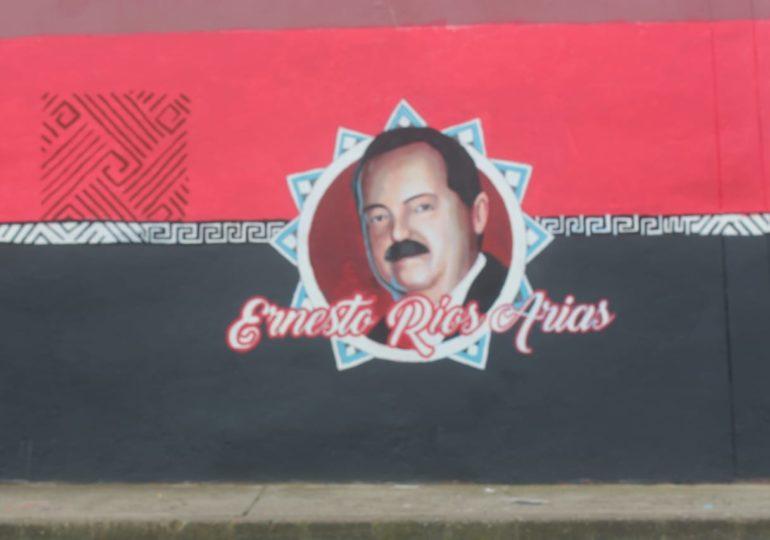Ernesto: ríos de rebeldía