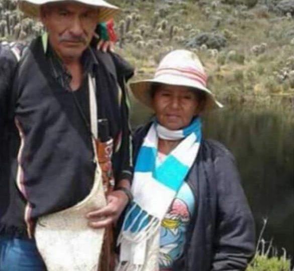 Asesinan a una pareja de kiwe thë'j (médicos ancestrales) en Corinto, Cauca