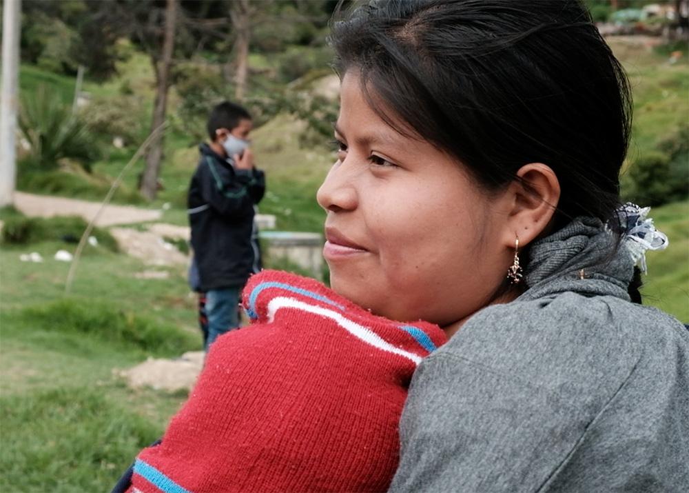 comunidad indigen EMBERA