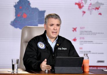 FFMM y bancos, son las prioridades de Iván Duque durante la pandemia: Coeuropa