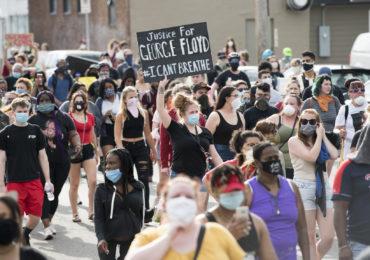 George Floyd y los tres detonantes de las protestas en EE.UU.