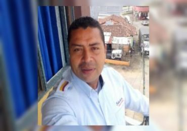 Hermes Loaiza, secretario  JAC de Pueblo Nuevo, fue asesinado en Florida, Valle