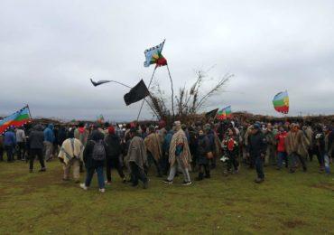 La dictadura persiste contra el pueblo mapuche en Chile