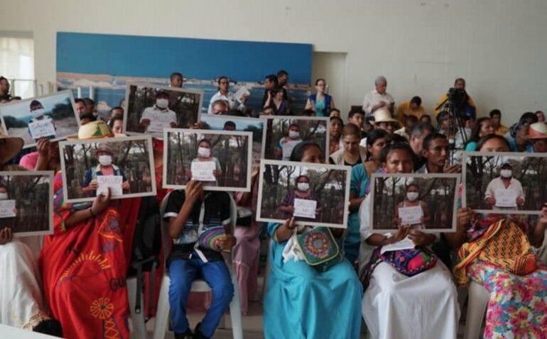 Comunidades Wayúu acuden a la ONU para frenar la actividad del Cerrejón en medio de la pandemia