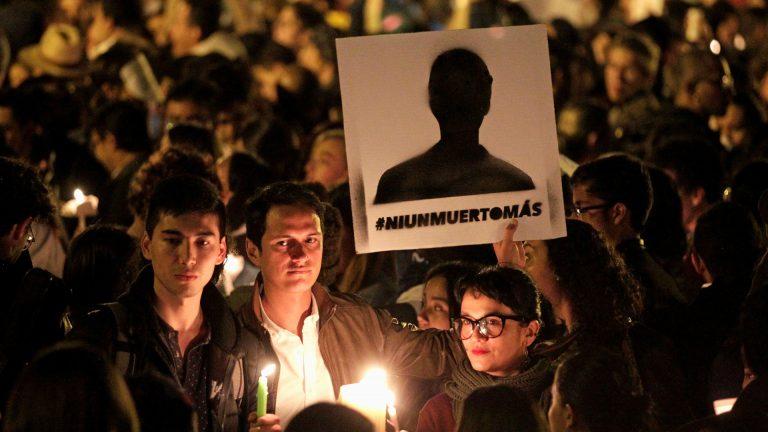 Sigue la muerte, durante el fin de semana asesinan tres líderes y excombatientes