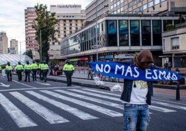 La movilización social es legal, lo ilegal es la represión: F Castañeda
