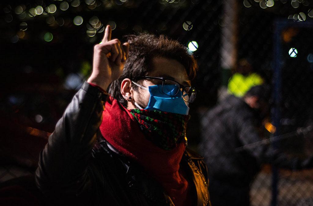 Uno de los jóvenes libres - Javier Jimenez Rojas