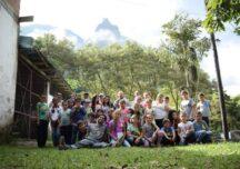 Niñas y niños exigen sus derechos ambientales ante la  ONU